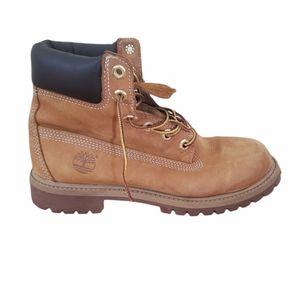 "Timberland 6"" Premium Waterproof Boots - Boy's"